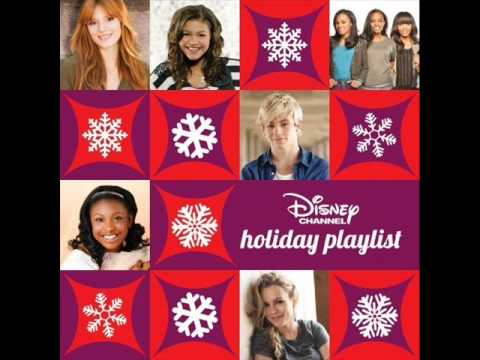 Caroline Sunshine  All I Want For Christmas Is You Disney Holiday Playlist