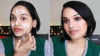 EASY EVERYDAY MAKEUP TUTORIAL || CHIT CHAT || Go Glam with Keerthy