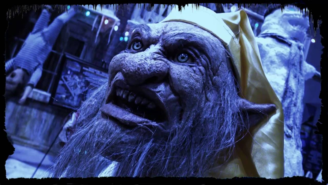 Christmas Horror Story Krampus.A Christmas Horror Story Krampus Is Coming To Creepyworld
