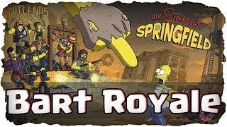Die Simpsons: Springfield 🍩 Bart Royale - Neues Update Januar 2018! ★ (Deutsch / German)