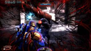 Mass Effect 2 Insanity | Fighting Geth like a Vanguard