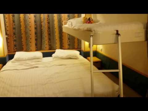 Mariner of The Seas - Oceanview room - 3 people