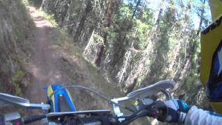 Wenatchee National Forest Dirt Biking