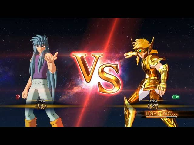 Saint Seiya: Soldiers' Soul - Camus 89 hits + BBA Combos / 100% Health killed and Hyoga