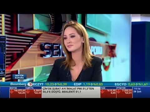 Tuncay Turşucu Gizem Uzuner Borsa Hisse Yorumları Bloomberg 2802
