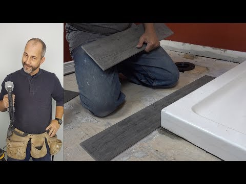 how-to-install-a-6-by-36-porcelain-floor-tile