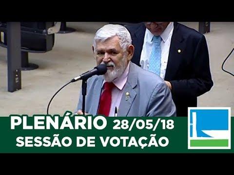 PLENÁRIO - Sessão Deliberativa - 28/05/2018 - 16:00