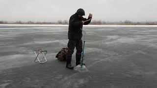 Зимняя рыбалка о.Шалыга закрытие сезона 2021