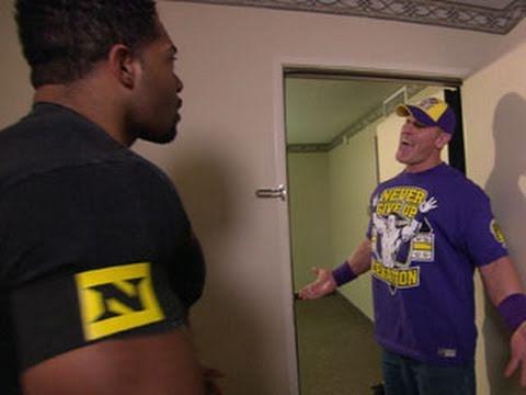 Raw: The Nexus' ambush on John Cena backfires