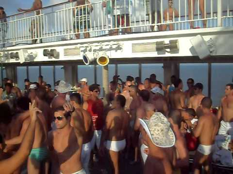 White Party on board