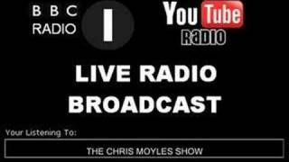 THE CHRIS MOYLES SHOW - INTERNATIONAL RADIO 1 - A TECHNICAL