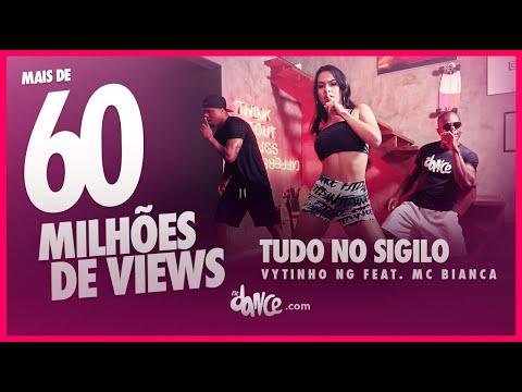 Tudo no Sigilo - Vytinho NG Feat. MC Bianca    FitDance TV   #FiqueEmCasa e Dance #Comigo