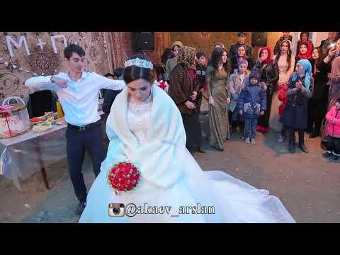 Аварская свадьба. село