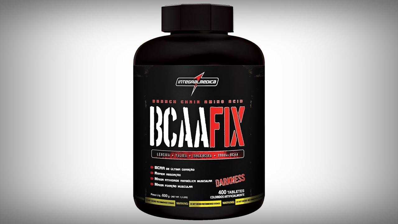 a8ca9fa1a Resenha  BCAA Fix Darkness Integralmedica - YouTube