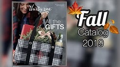 ?Thirty One Fall Catalog 2019 + Giveaway | Full Flip Through