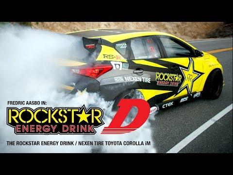 Rockstar D | Fredric Aasbo Reveals 2017 Toyota Corolla iM