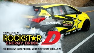 Rockstar D | Fredric Aasbo Reveals 2017 Toyota Corolla iM