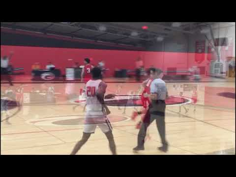 Basketball Mixtape - Gonzalo Gonzalvo SG 6'2 Miami Christian School 2018/2019