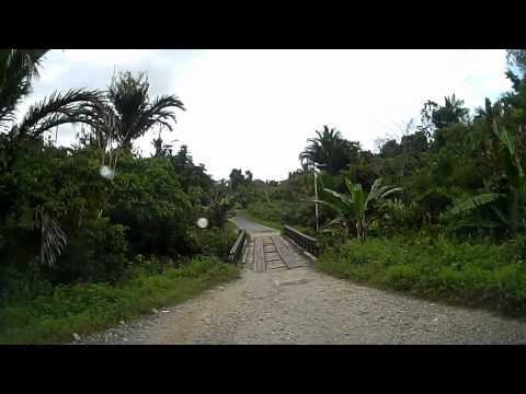 Jayapura to Sarmi, Papua Province(17) パプア州のジャヤプラからサルミへ