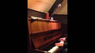 Nneka - Shining Star (Joe Goddard Remix) Piano version