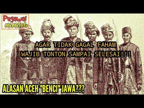 "Inilah Alasan Mengapa Banyak Masyarakat Aceh ""Huhang Menyukai"" Orang J4w4???  #PJalanan"