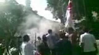 Video001demo unjuk rasa 100 hari pemerintah ri sby budiono 28 januari 2010 jalan diponegoro jakarta