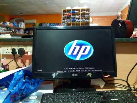 windows 7 32bit for hp Compaq 8200 elite small form factor pc