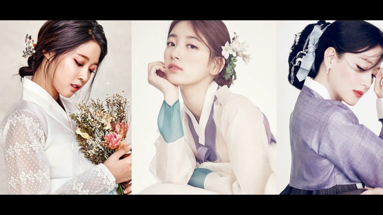 Hanbok Hairstyle Hairstyle Inspirations 2018