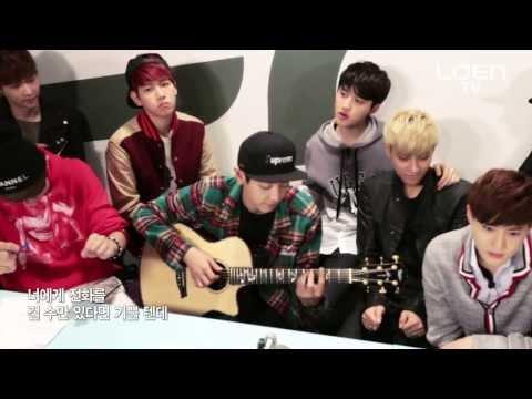 First Snow EXO Korean Version