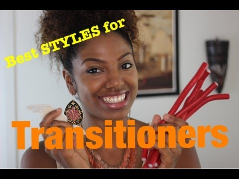 transitioning from relaxed to hair styles best styles for transitioning 3569