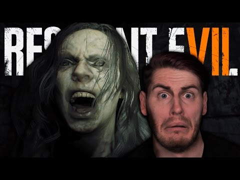 Resident Evil 7 Scary Moments: We Love Chairoriser, Donation Jumpscares & This Game Is Awesome! |