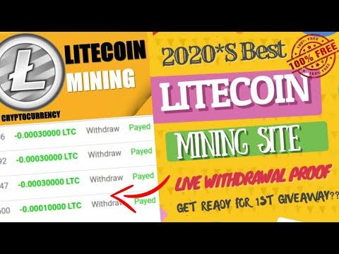 Best Litecoin Mining