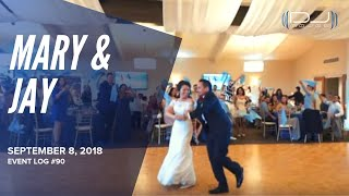 Event Log #90 - Fun Wedding Vibes at Knollwood Country Club!