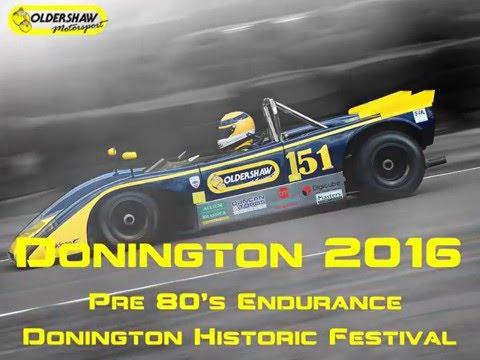 Donington Historic Festival 2016