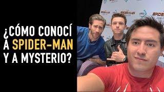 Cómo conocí a Tom Holland y Jake Gyllenhaall I Spider-Man y Mysterio