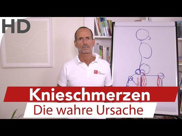 Knieschmerzen - Was hilft bei Schmerzen im Knie wirklich?
