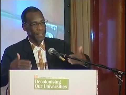 Decolonising Universities - Shadrack Gutto
