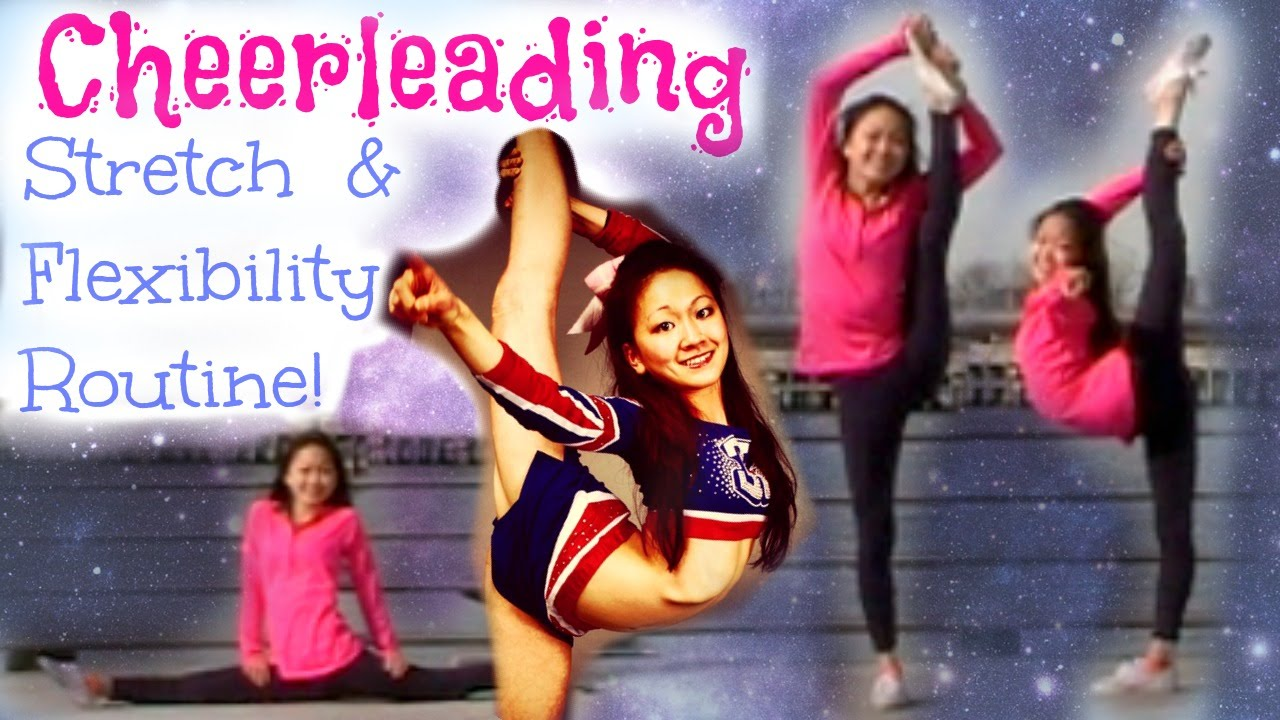 Cheerleading Stretchin...