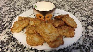 Дранки из картофеля Готовим дома Пошаговый рецепт Деруны