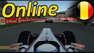 F1 2013 Belgian Grand Prix: Codemasters League Race #3