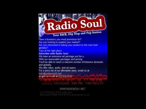 Christian Keyes Interview on Radio Soul