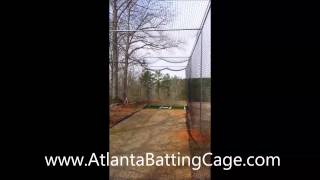 Big Daddy 70 Ft. Batting Cage Frame And Net How To Build