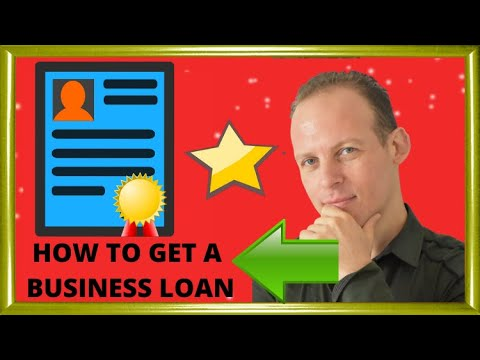 How to get small business loans from banks, private lenders