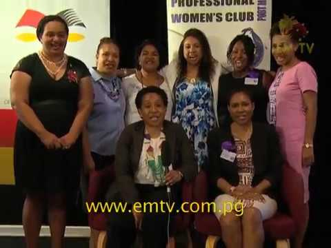 Business and Professional Women's Club of Port Moresby hosts International Women's Day Breakfast