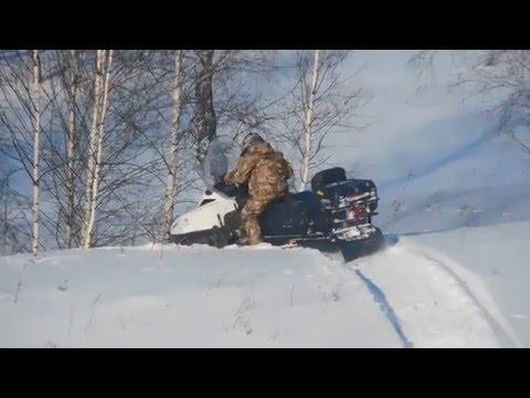 Снегоход Stels S800 Рассомаха