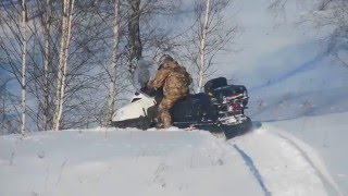 Снегоход Stels S800 Рассомаха(, 2016-01-04T13:07:46.000Z)