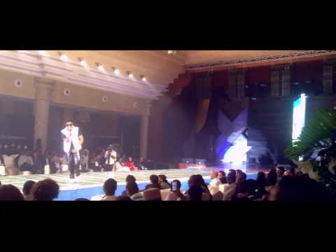 skales live performance Ss4 launch