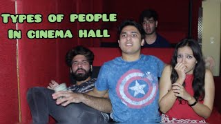 Types Of People In cinema Hall | Harsh Beniwal thumbnail