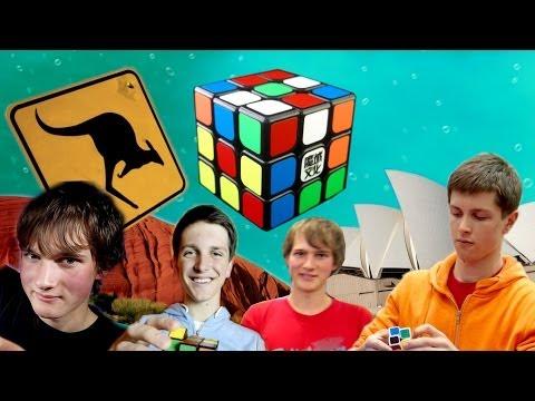 Oceanic Rubik's Cube World Records