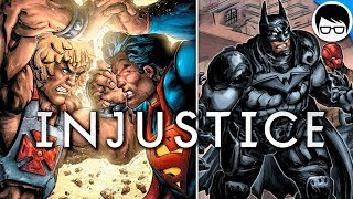 BATMAN Y SUPERMAN OSCUROS VS LA RESITENCIA (2018) | Injustice Vs. Masters of the Universe #2 thumbnail